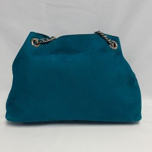 Gucci Bags - New GUCCI 308982 suede Chain Strap shoulder bag